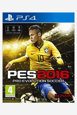 Konami PES 2016 (PS4) TATA CLiQ Rs. 699.00