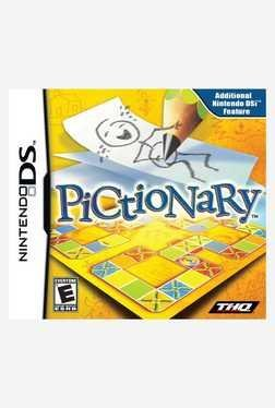 THQ Pictionary Nintendo (Nintendo DS)