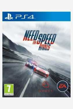 Electronic Arts Need For Speed Rivals (PS4)