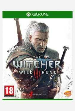 CD Projekt The Witcher 3: Wild Hunt (XBOX ONE)