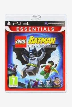 Warner Brothers Lego Batman The Video Game (PS3)