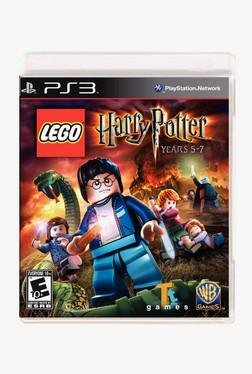 Warner Brothers LEGO Harry Potter: Years 5-7 (PS3)