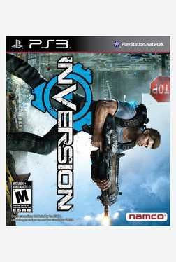 Namco Bandai Games Inversion (PS3)