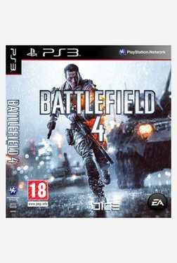 Electronic Arts Battlefield 4 (PS3)
