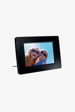 Philips 7 Inch SPF1237 Digital Photo Frame Black
