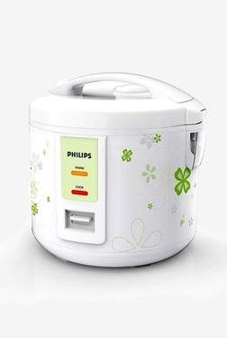 Philips Daily Collection HD3017/08 Rice Cooker (White)