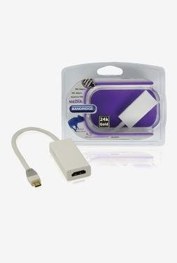 Bandridge HDMI Cable (White)