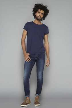Nuon by Westside Navy Skinny Fit Jeans