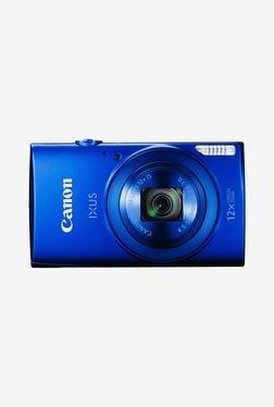 Canon IXUS 170 Point & Shoot Camera (Blue)