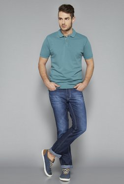 Westsport Green Polo T Shirt
