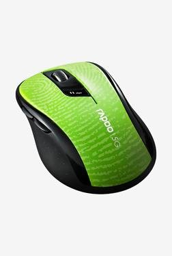 Rapoo 5G Wireless 7100P 6Key Mouse (Green)