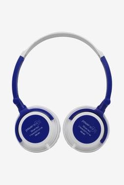 Power Ace Stereo PSH 001 Headphone (Blue)