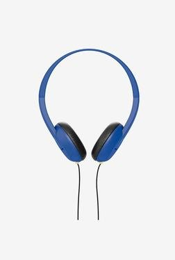 Skullcandy Uproar S5URHT-454 On The Ear Headphone (Blue)