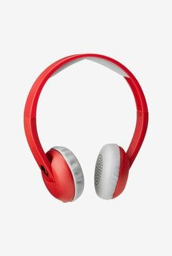 Skullcandy Uproar S5URHW-462 Bluetooth Headphone (Red)