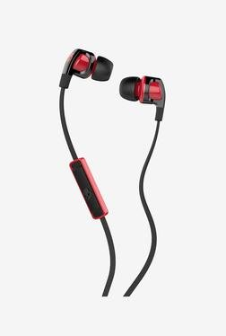 Skullcandy Smokin Buds 2.0 S2PGFY-010 Headphone (Black Red)