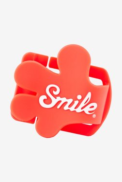 Smile 16400 Lens Cap Clip Red