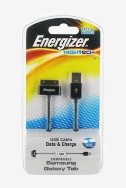 Energizer Hightech1.5m Samsung USB Cable (Black)