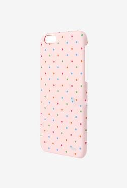 OXO iPhone 6 Back Case Dot Polka (Pink)