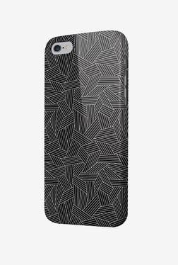 OXO Rib What Else iPhone 6+ Back Case (Grey)