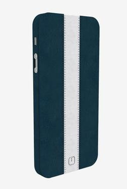 Gosh Signature iPhone 5 Case (Blue & Crème)