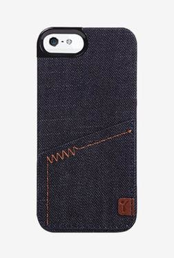The Joy Factory Denim iPhone 5 Case (Indigo)