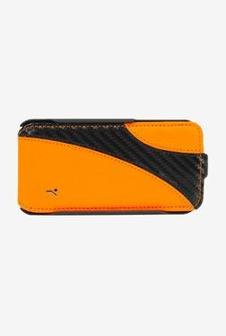The Joy Factory Aspire 4.1 iPhone 4/4S Case (Orange)