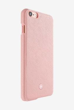 Just Mobile iPhone 6/6s Leather Case (Pink)