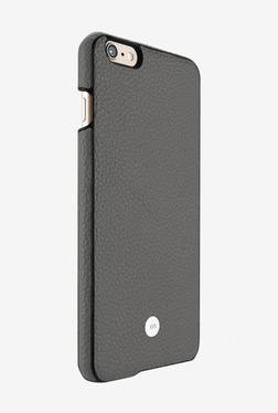 Just Mobile iPhone 6/6s+ Leather Case (Grey)