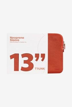 "Trunk 13"" MacBook Air TR-ALS13-FBL Sleeve (Orange)"
