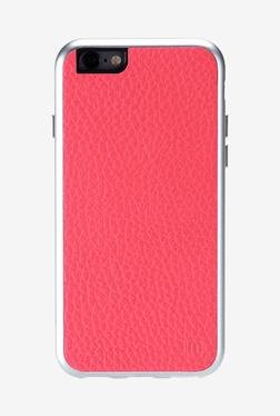 Just Mobile iPhone 6 Leather Case (Pink)