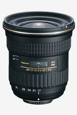 Tokina AT-X 17-35 F4 PRO FX Lens for Canon