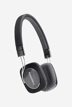 Bowers & Wilkins P3 On The Ear Headphone (Black)