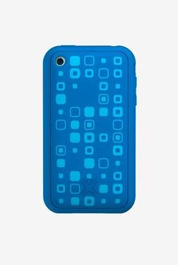 Xtrememac iPhone 3G Back Case (Blue)