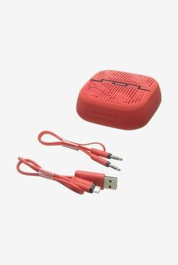 Sol Republic Punk (Red) Bluetooth Speaker (Red)
