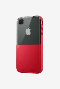 Belkin iPhone 4 Case (Red)