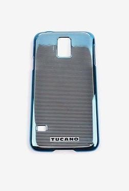 Tucano Plisse Galaxy S5 Back Case (Blue)