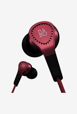Bang & Olufsen BEOPLAY H3 In the Ear Headphone (Red)