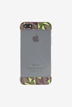 Tucano Bande iPhone 5 Back Case (Green)