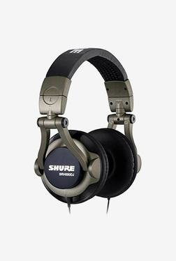 Shure SRH550DJA Over The Ear Headphone Smokey (Grey)