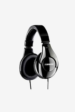 Shure SRH240AA Over The Ear Headphone (Black)