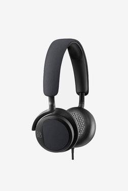 Bang & Olufsen BEOPLAY H2 On the ear Headphone (Carbon Blue)