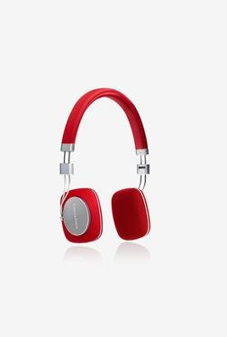 Bowers & Wilkins P3 On the ear Headphone (Red)