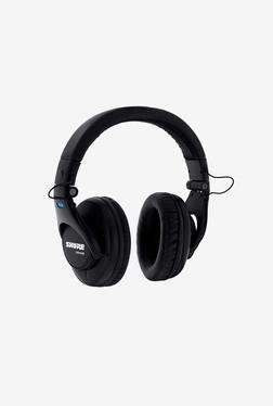 Shure SRH440A On the ear Headphone (Black)