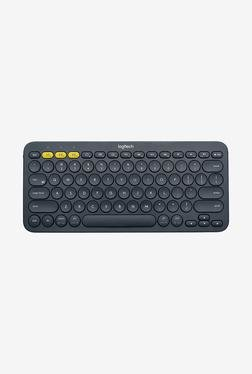 Logitech K380 Wireless Keyboard (Black)