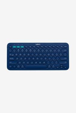 Logitech K380 Wireless Keyboard (Blue)