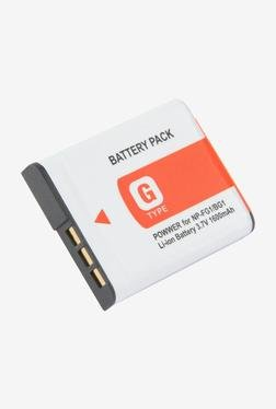 Sterlingtek NP-BG1 Battery (White & Orange)