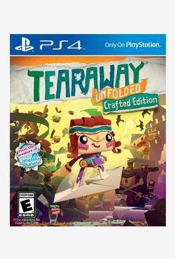 Tear Away Unfolded Crafted Edition (PS4)