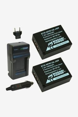 Wasabi Power NPW126-LCH-NPW126-01 Battery Charger Kit
