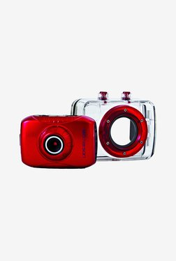 Emerson EVC355RD Camera Kit Red