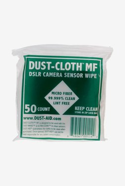 DustAid Dust Cloth 3x3 Mic Sensor Wipe